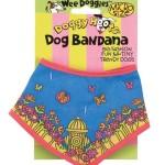 Fat Cat Doggy Hoots Wee Doggies Micro Dog Bandana - 1