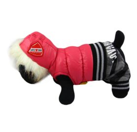 Alfie Couture Designer Pet Apparel - Bam Hooded Jumper - 1
