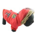 Alfie Couture Designer Pet Apparel - Hilda Hooded Jacket - 4
