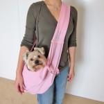 Alfie Pet by Petoga Couture - Chico Reversible Pet Sling Carrier-1