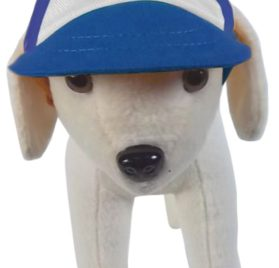 UP Collection Basic Blue Cap for Dogs-1