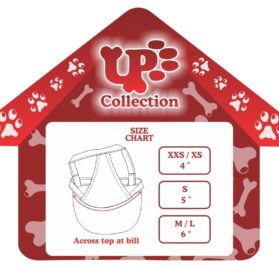 UP Collection Basic Blue Cap for Dogs-2