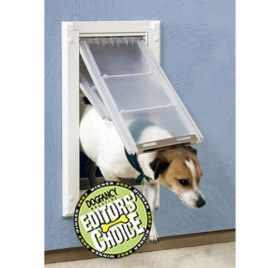 Patio Pacific - Endura Flap Wall Mount pet door-3