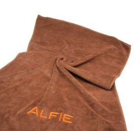 Alfie Pet by Petoga Couture - Alfie Microfiber Fast-Dry Pet Drying Towel-4
