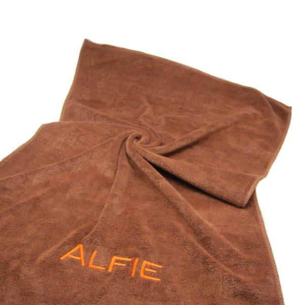 Alfie Pet by Petoga Couture - Alfie Microfiber Fast-Dry Pet Drying Towel-4