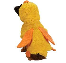 Zack & Zoey Quackers Duck Pet Costume - Yellow - 1