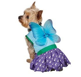 Casual Canine Woodland Fairy Dog Costume - 1