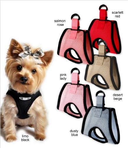Doggie Design Ultra Usa Choke Free Dog Harness Limo