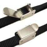 Alfie Pet by Petoga Couture - Erin Adjustable Tangle-Free Dual Leash with Photo Charm Keychain Set 3