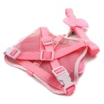 Alfie Couture Designer Pet Accessory - Angel Wing Harness with Leash 2