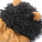 Alfie Couture Designer Pet Apparel - Wade the Lion Costume - Color: Brown - 8