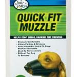 Quick Fit Dog Muzzle – Size 0