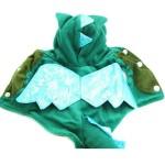 Alfie Couture Designer Pet Apparel - Smokie the Dragon Dinosaur Costume - 8
