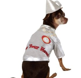 Wizard of Oz Tin Man Dog Costume-1