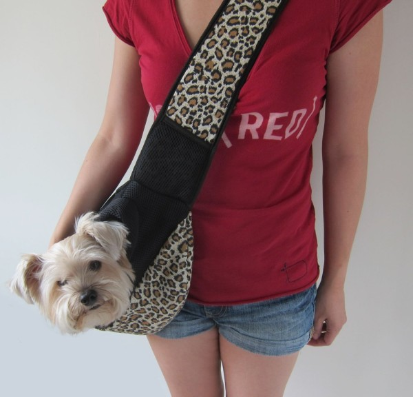 Alfie Pet - Jami Pet Sling Carrier-1