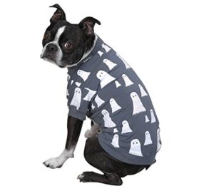 Zack & Zoey Ghost Pet Tee Shirt-1
