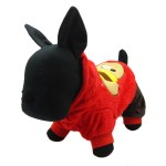 Alfie Couture Designer Pet Apparel - Lou Hooded Jumper-7