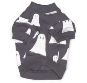 Zack & Zoey Ghost Pet Tee Shirt-2