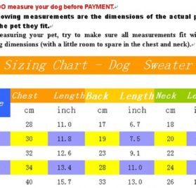 Pet Knitted Sweater Clothes Pink Square, Small-2