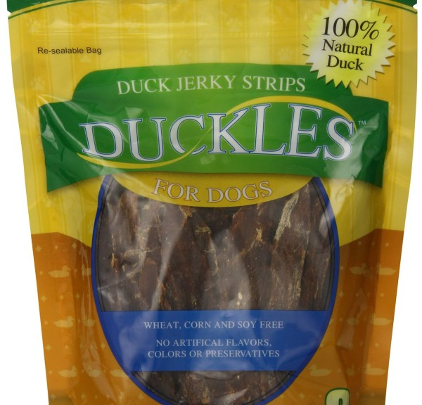 Duckles Duck Breast Fillets for Dogs (2 lb) - 1