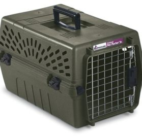 Petmate Deluxe Pet Porter Jr Kennel