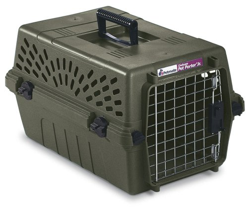 Petmate Deluxe Pet Porter Jr Kennel Chihuahua Kingdom