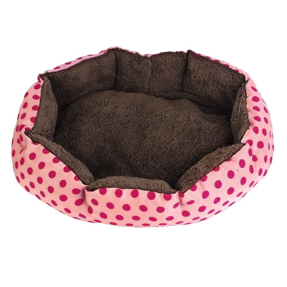 Fuchsia Dog Bed