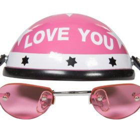 Cool Dog Hat & Shades (Love You)-1