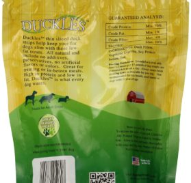 Duckles Duck Breast Fillets for Dogs (2 lb) - 2