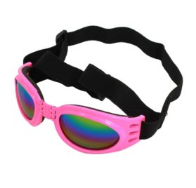Elastic Band Pet Eye Protection Sunglasses Goggles - 1