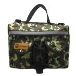 Alfie Pet by Petoga Couture - Hudson Dog Travel Adjustable Backpack Carrier with Microfiber Fast-Dry Towel Set - Color: Camouflage - 8