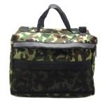 Alfie Pet by Petoga Couture - Hudson Dog Travel Adjustable Backpack Carrier with Microfiber Fast-Dry Towel Set - Color: Camouflage - 9