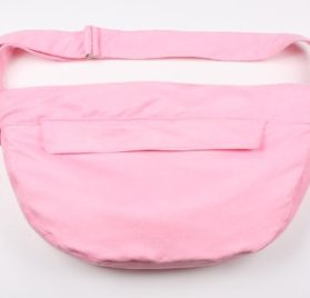 Cuddle Carrier for Dogs by Susan Lanci - Pink