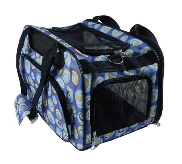 """Anima Airline Approved Travel Carrier - 18""""L x 9.5""""W x 10""""H - 1"""