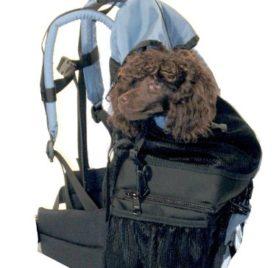 Tough Traveler Double-Decker Comfort Dog Backpack - 2