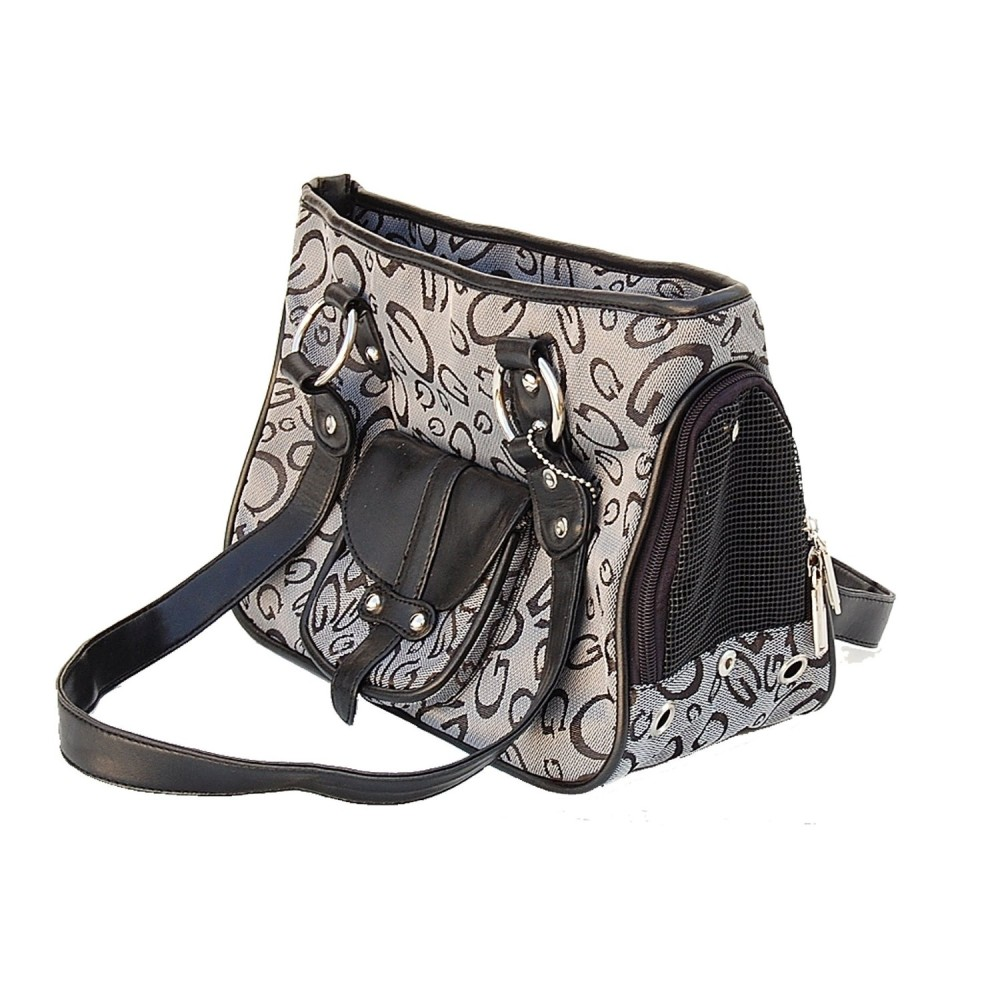 Anima Designer Printed Purse, 11.5-Inch by 5-Inch by 8.5-Inch