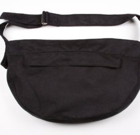 Cuddle Carrier for Dogs by Susan Lanci - Black