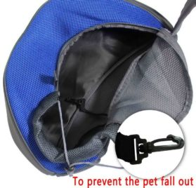 OurWarm Ondoing Dog Carrier Portable Pet Dog Cat Carrier Travel Bag Outdoor Pet Shoulder Bag - 1