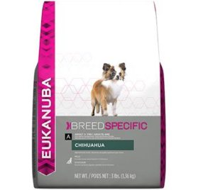 Eukanuba Nutrition, Dog Food