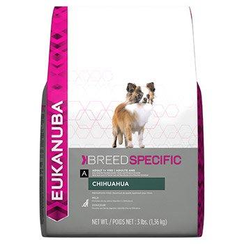 Eukanuba Nutrition, Dog Food