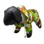Alfie Pet Apparel - Reni Waterproof Camouflage Raincoat for Dogs - 1