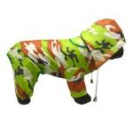 Alfie Pet Apparel - Reni Waterproof Camouflage Raincoat for Dogs - 3