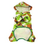 Alfie Pet Apparel - Reni Waterproof Camouflage Raincoat for Dogs - 7