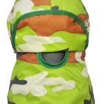 Alfie Pet Apparel - Reni Waterproof Camouflage Raincoat for Dogs - 8