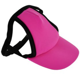 PlayaPup Sun Protective Dog Visor (Female Dog Hat, UPF 50+) - 2