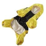 Dogloveit Superhero Style Waterproof Raincoat Dog Costume For Pet Puppy - 3