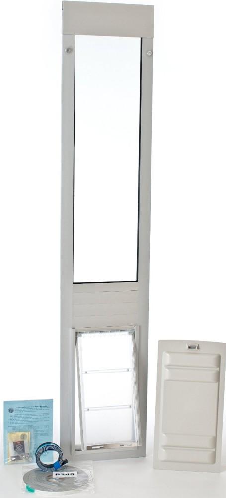 Quick Panel 3e For Sliding Glass Doors With Endura Flap Pet Door 5