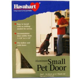 Havahart Aluminum Pet Door - 2