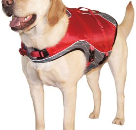 Kurgo Atomic Drop Dog Life Jacket