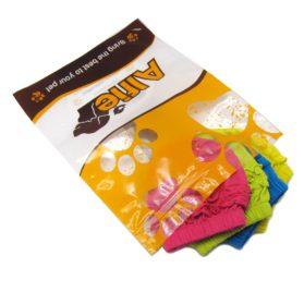 Alfie Pet Apparel - BAMI Diaper Dog Sanitary Pantie 4-Piece Set (for Girl Dogs) - 2